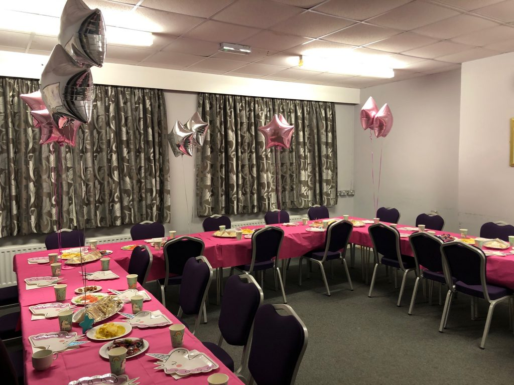 Great for children's birthday Parties and Christenings